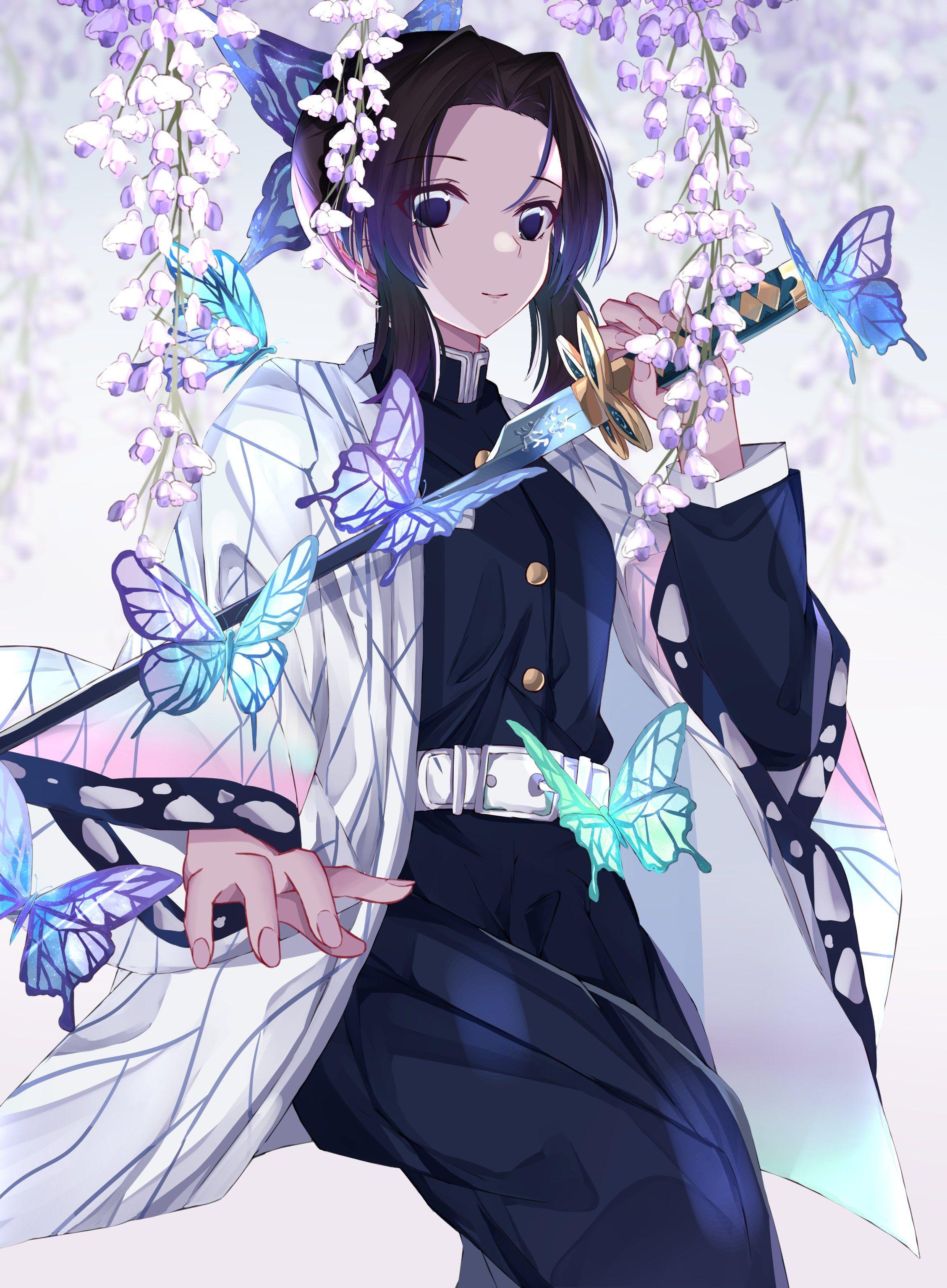 鉄人shgrn on Twitter Anime wallpaper, Anime art, Anime demon