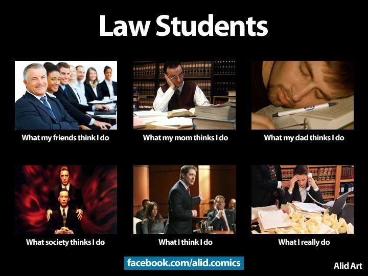 e3c70d05a438a5f9ac94c9d43b6c5616 law students what i think i do college daze pinterest