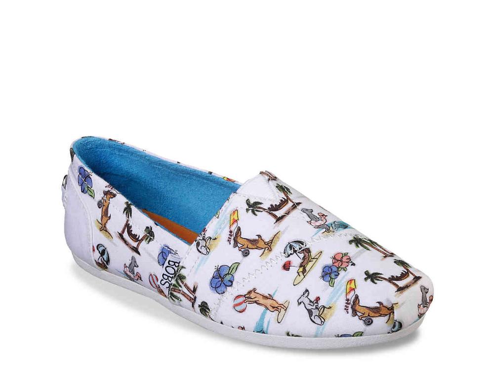 Skechers BOBS Plush Playa Pups Slip-On