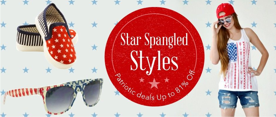 Great deals for the 4th of July! Stuff to wear, stuff to decorate with & more! - http://www.pinchingyourpennies.com/great-deals-for-the-4th-of-july-stuff-to-wear-stuff-to-decorate-with-more/ #Clothing, #Decorations, #Home, #July4Th, #Patriotic