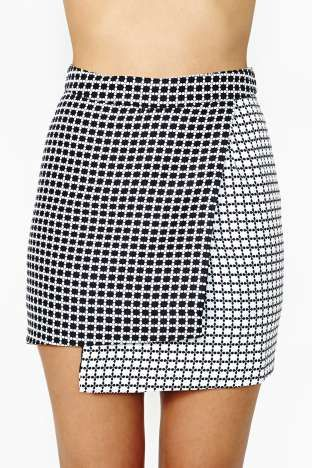 Just An Illusion Skirt | Shop Sale at Nasty Gal