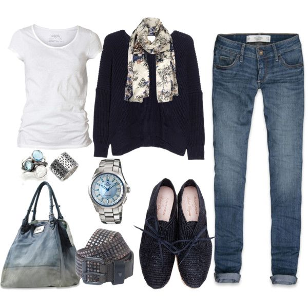 """""""The Blues"""" by mobaby22 on Polyvore"""