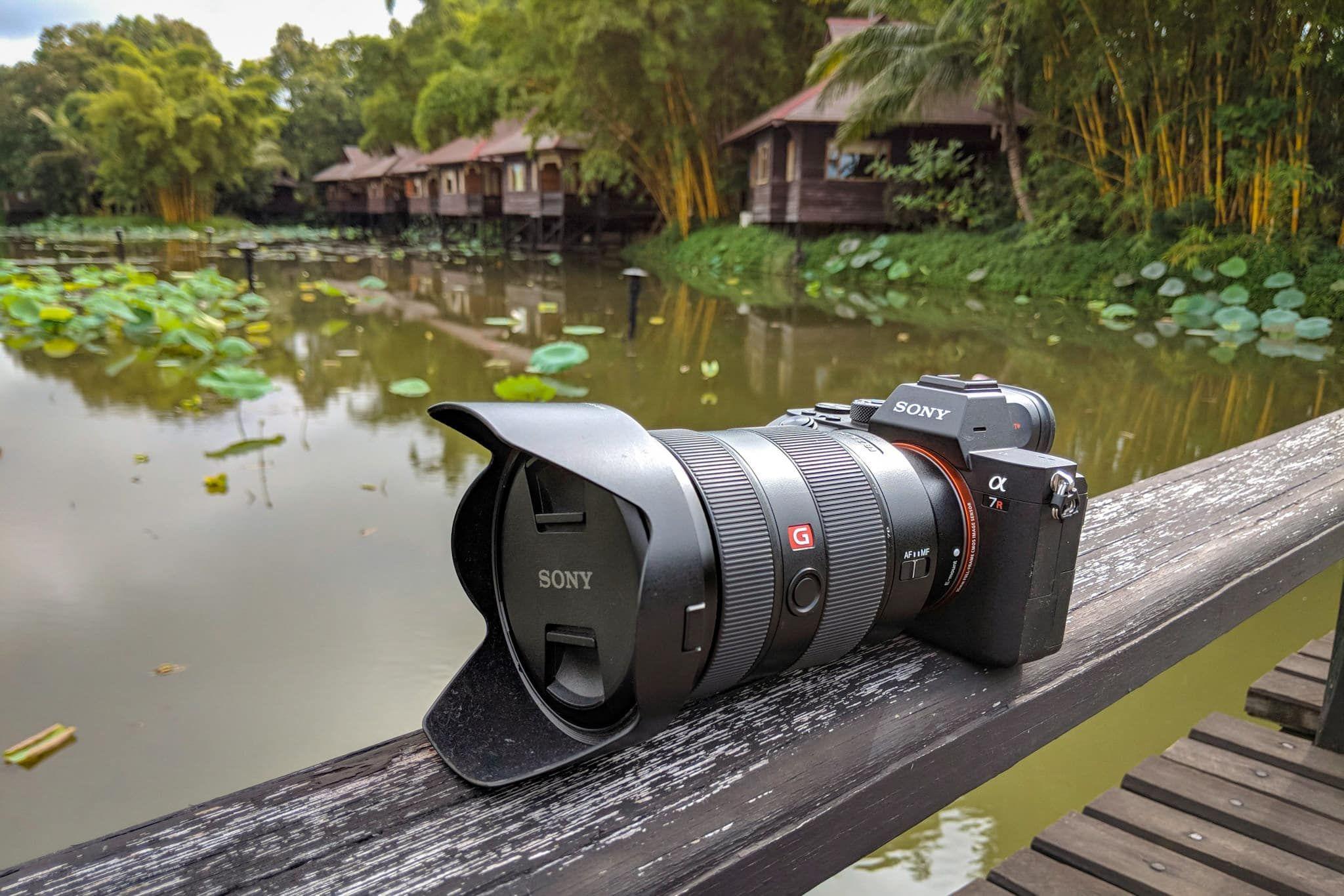 фото представлены настройки камеры для фото воды сорта красная