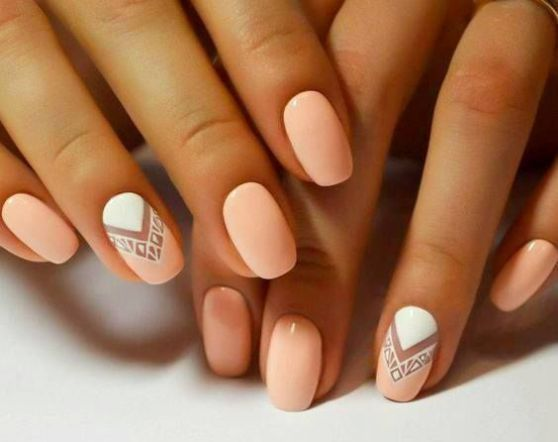 Encuentra ☆ más de 50 diseños de uñas cortas decoradas ☆ bastante  sencillas, con muchos colores, múltiples diseños y formas especiales.
