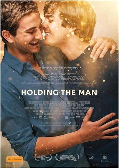 Reel Charlie reviews - holding the man