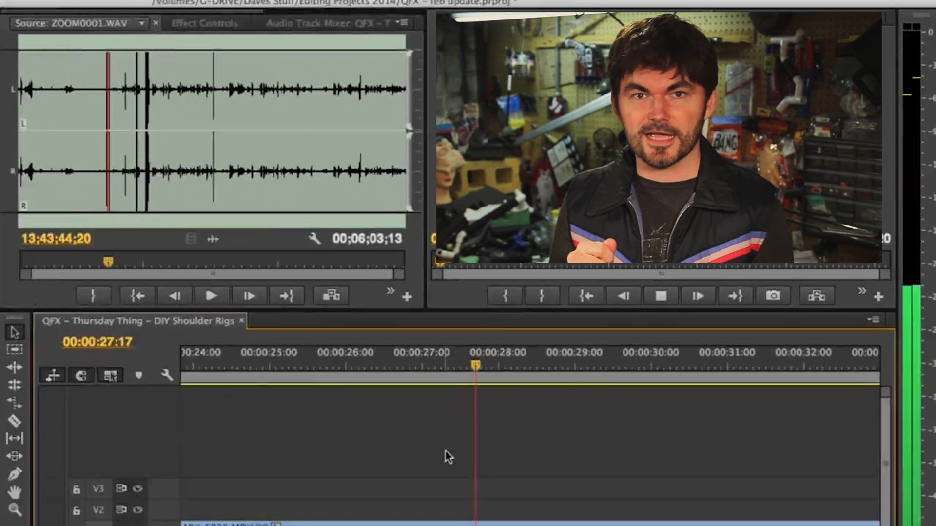 You're Syncing External Audio WRONG! - Filmmaking Tip ...
