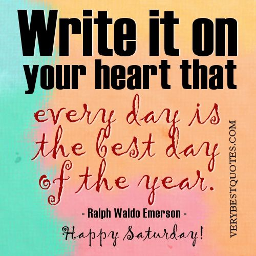 happy saturday quotes pictures facebook Posted by