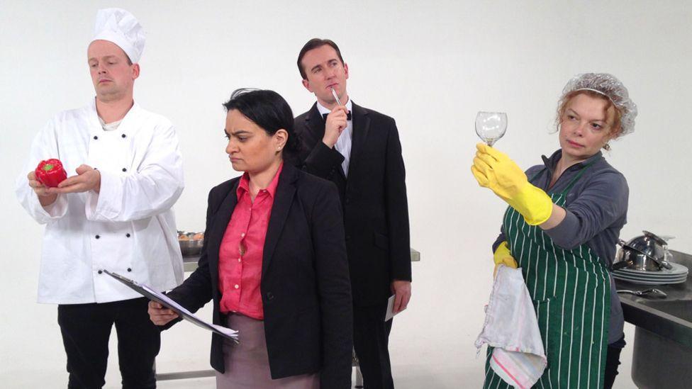 BBC Learning English - Drama: The White Elephant: 3 ...