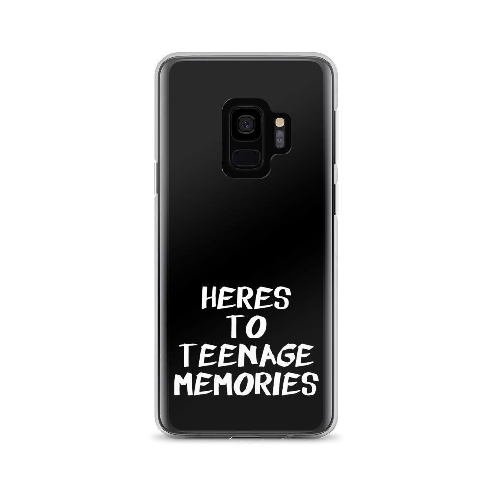 sneakers for cheap cfb20 0cd4b Here's To Teenage Memories Samsung Case in 2019 | 5SOS | Samsung ...