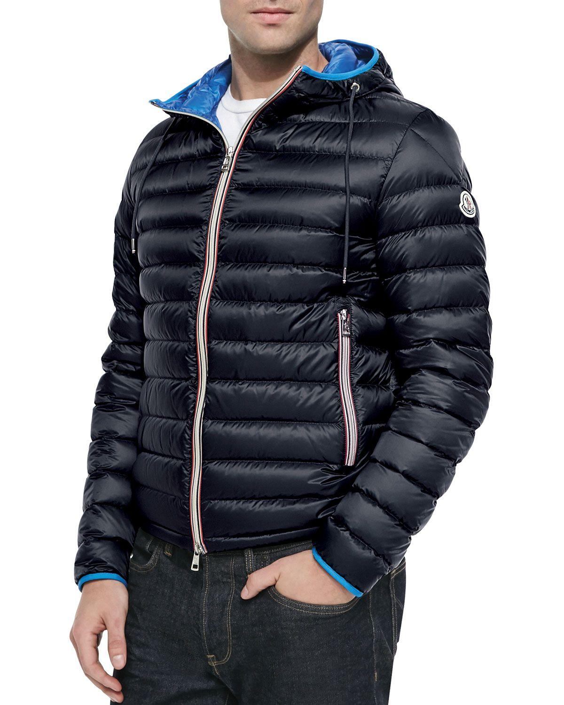 80cf8fa96 Athenes Hooded Puffer Jacket