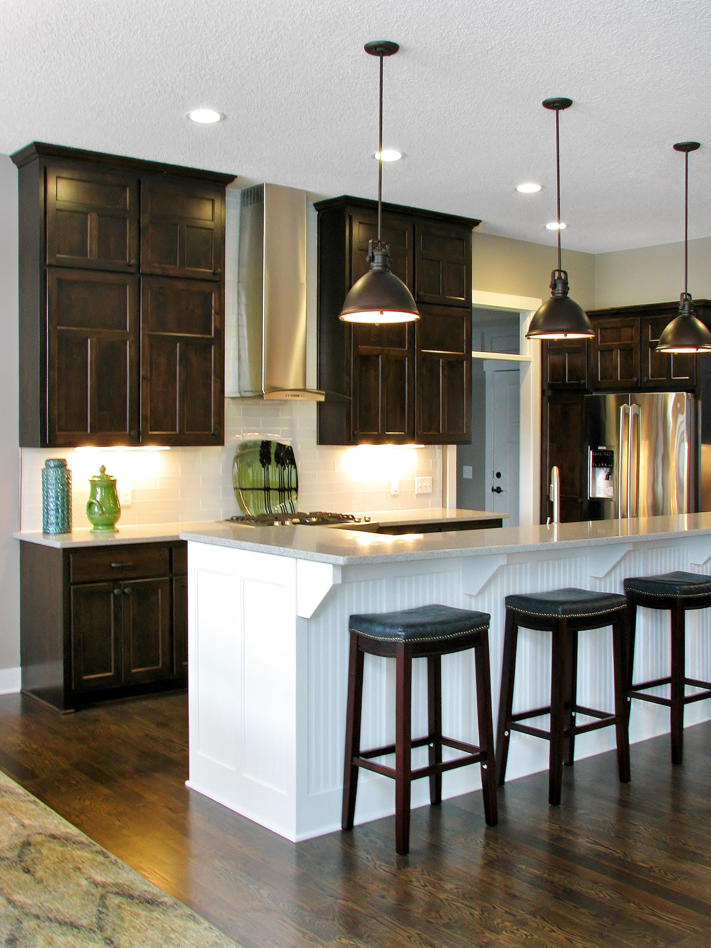 Custom Cabinets MN. Made By: Lakeside Cabinets And Woodworking