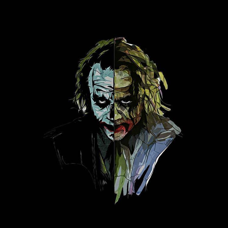 Pin On Joker Images Hd wallpaper instagram joker dp