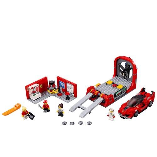 LEGO Speed Champions Ferrari FXX K & Development Center 75882 #ferrarifxx
