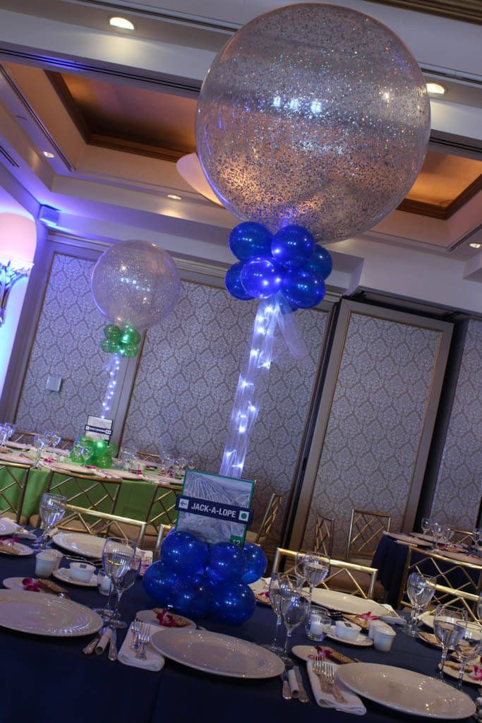 Balloon Centerpieces 183 Party Amp Event Decor Party Ideas