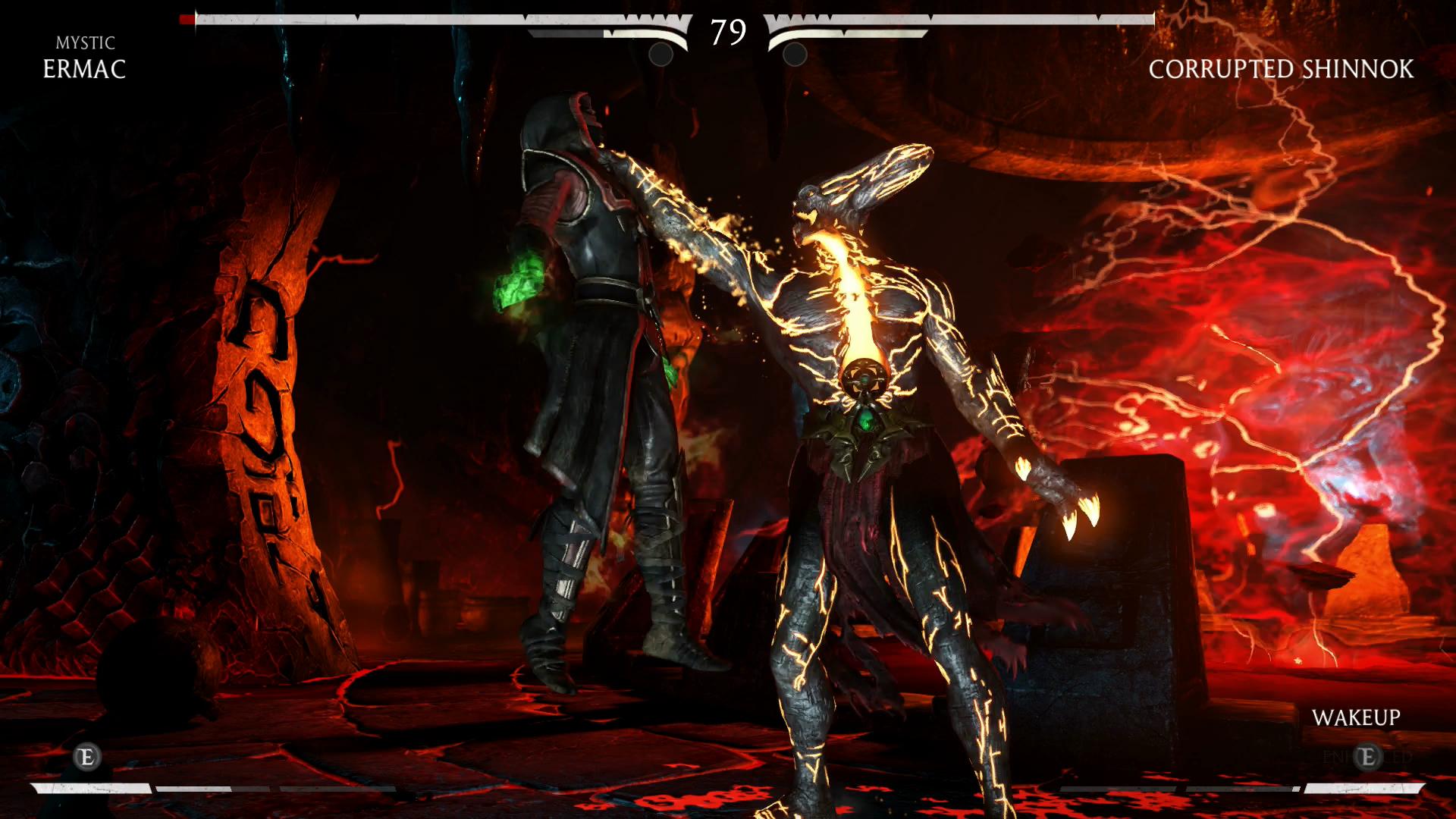 Resultado de imagen para corrupted shinnok | Shinnok-Mortal