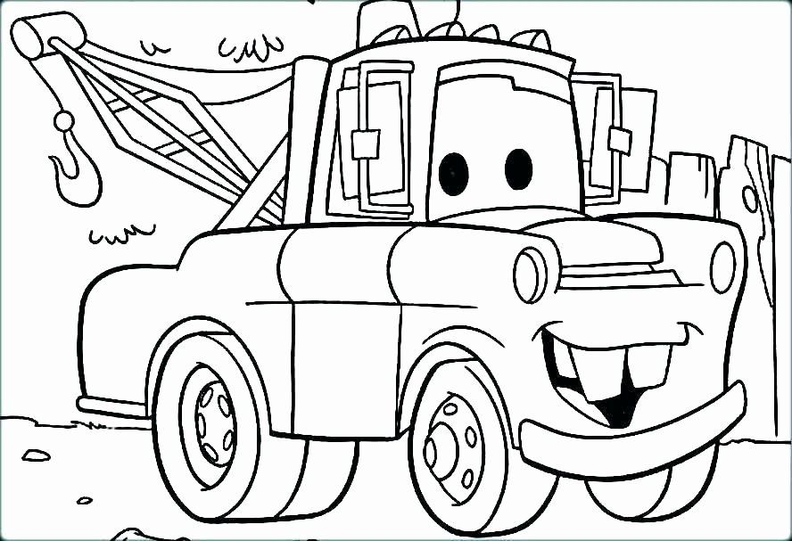 20+ Disney cars mater coloring pages info