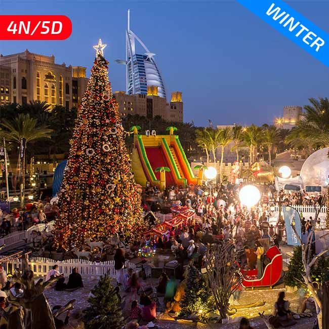 Christmas Packages 2020 Dubai Christmas Holiday Package 2018 Celebrate this December