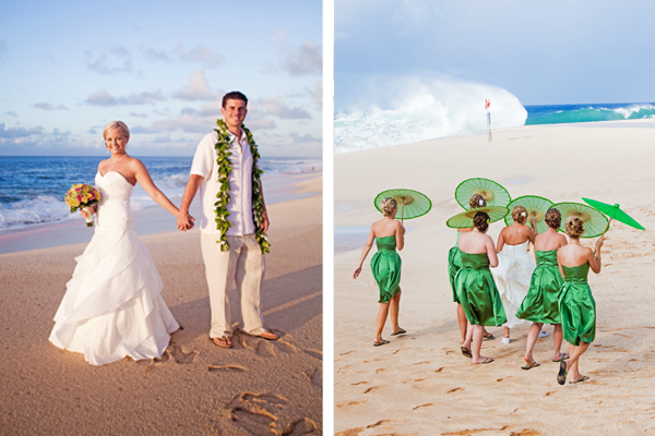 some of my favorite portraits.  Picture courtesy of Chrissy Lambert Photography #hawaii #wedding