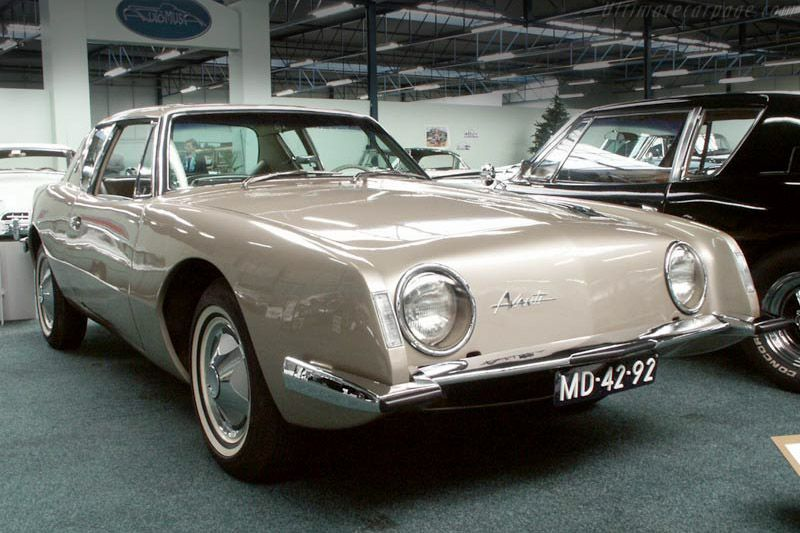 1963 1964 Studebaker Avanti Images Specifications And