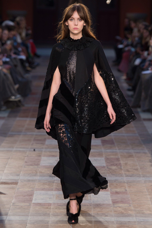 Sonia Rykiel Fall 2016 Ready-to-Wear Fashion Show - Matilda Dods