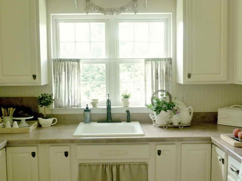 country kitchen window treatments cafe curtains window treatment ideas for kitchen country 6181