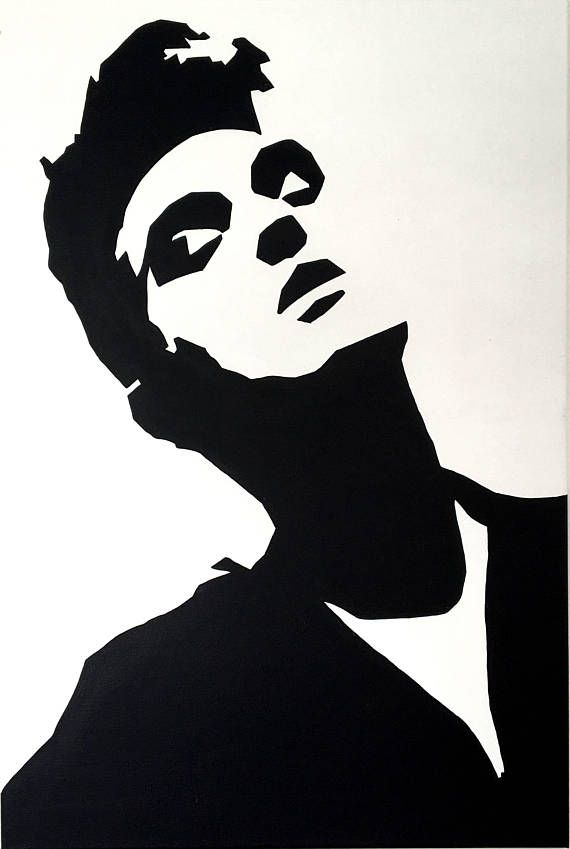 Original Morrissey The Smiths Handpainted Framed Pop Art ...