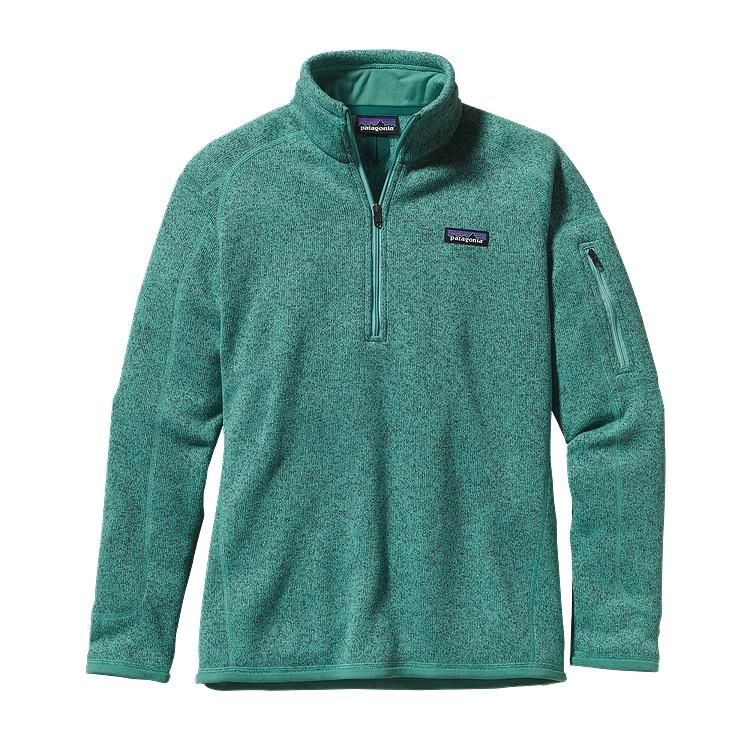 Women's Better Sweater® 1/4-Zip Fleece | Zip, Patagonia and Pullover