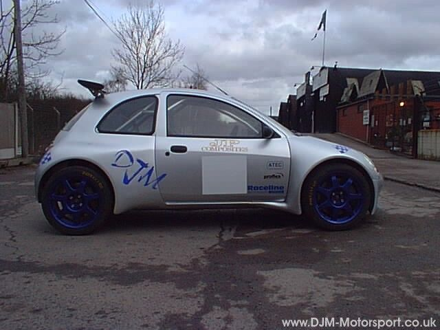 Ford Ka Cothwort Rally Kit Car By Djm Racing
