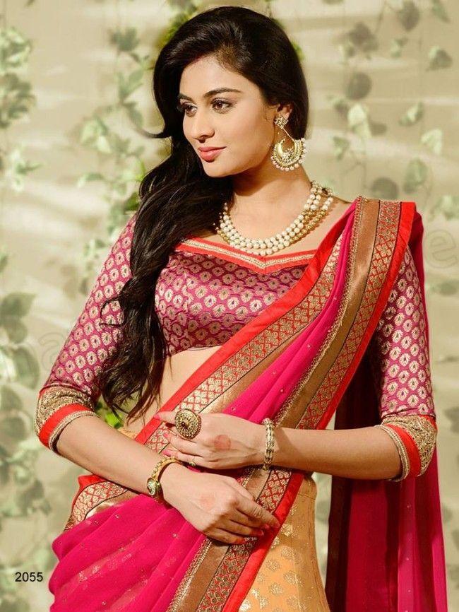 Natasha Couture Latest Indian Ethnic Wedding-Bridal Wear Lehanga ...