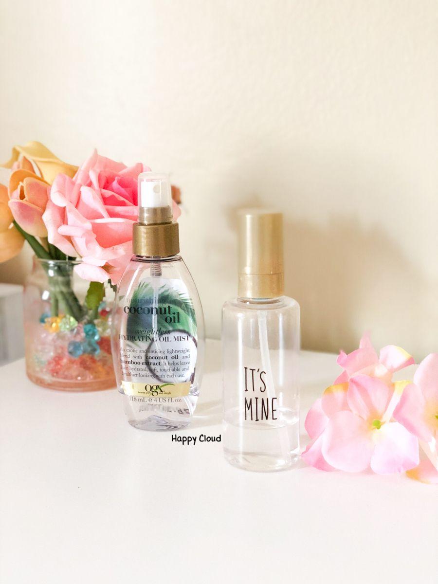تجربتي مع زيت جوز الهند Perfume Bottles Perfume Oils