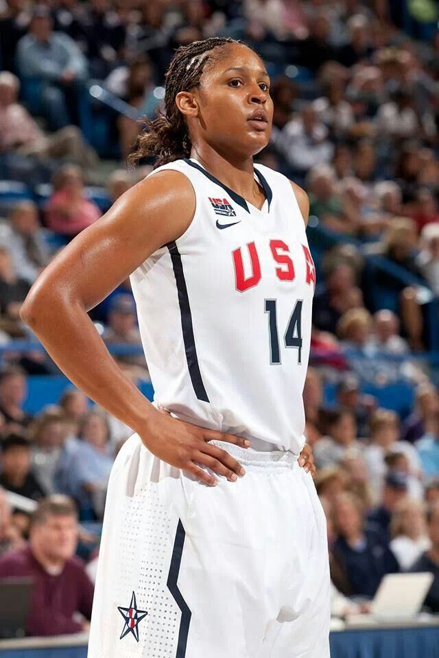 Maya Moore Usa Basketball