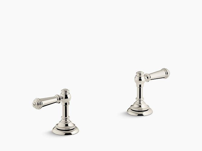 The K 98068 4 Bathroom Sink Handles Coordinate With Artifacts