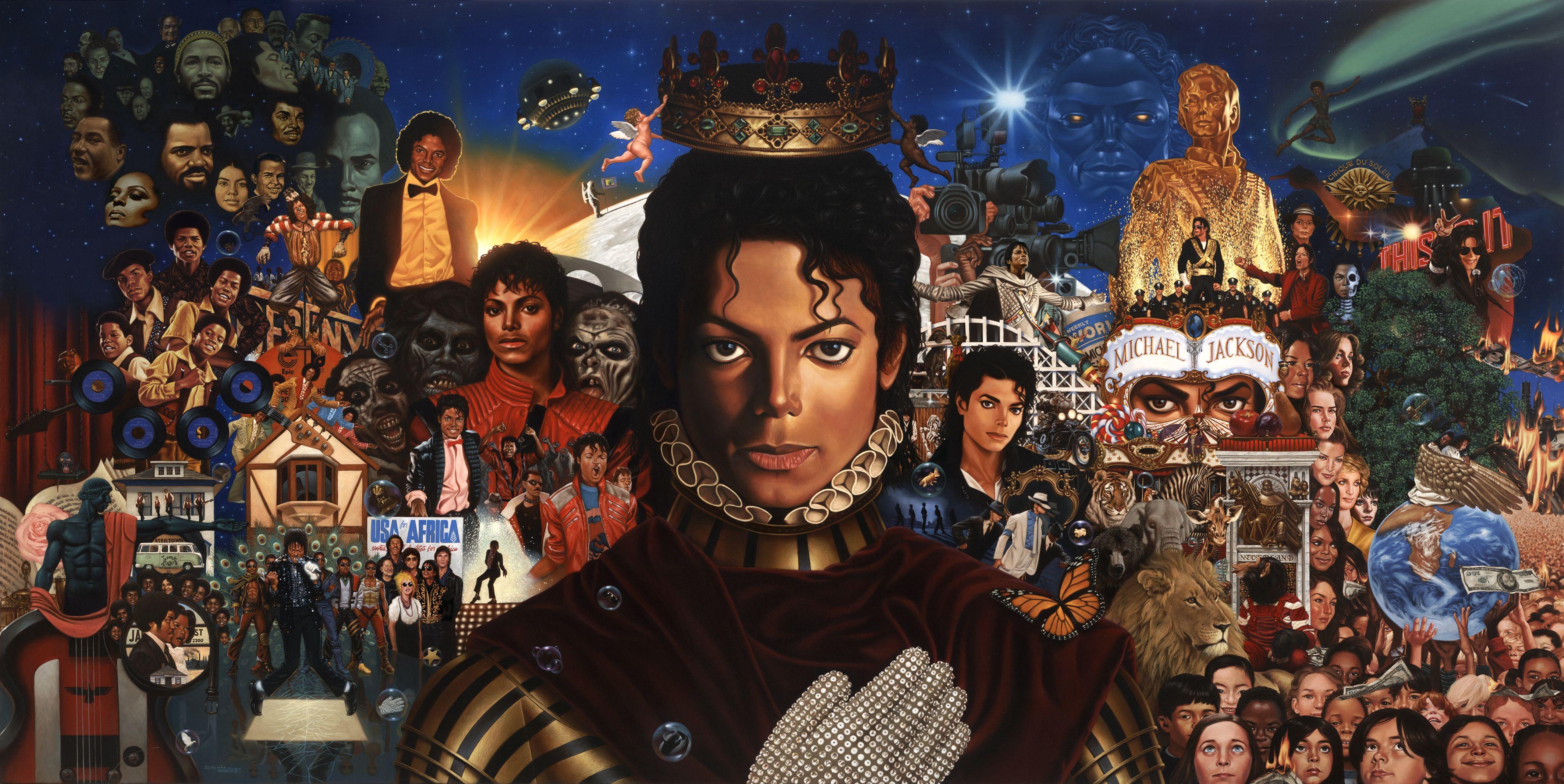 original.jpeg (3900×1956)  la vita del re in unsolo dipinto <3