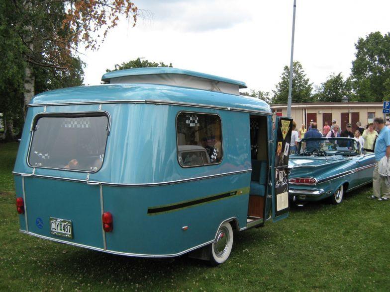 Year: 1966 - Make: Eriba - Model: Familia - Length: ? | Travel