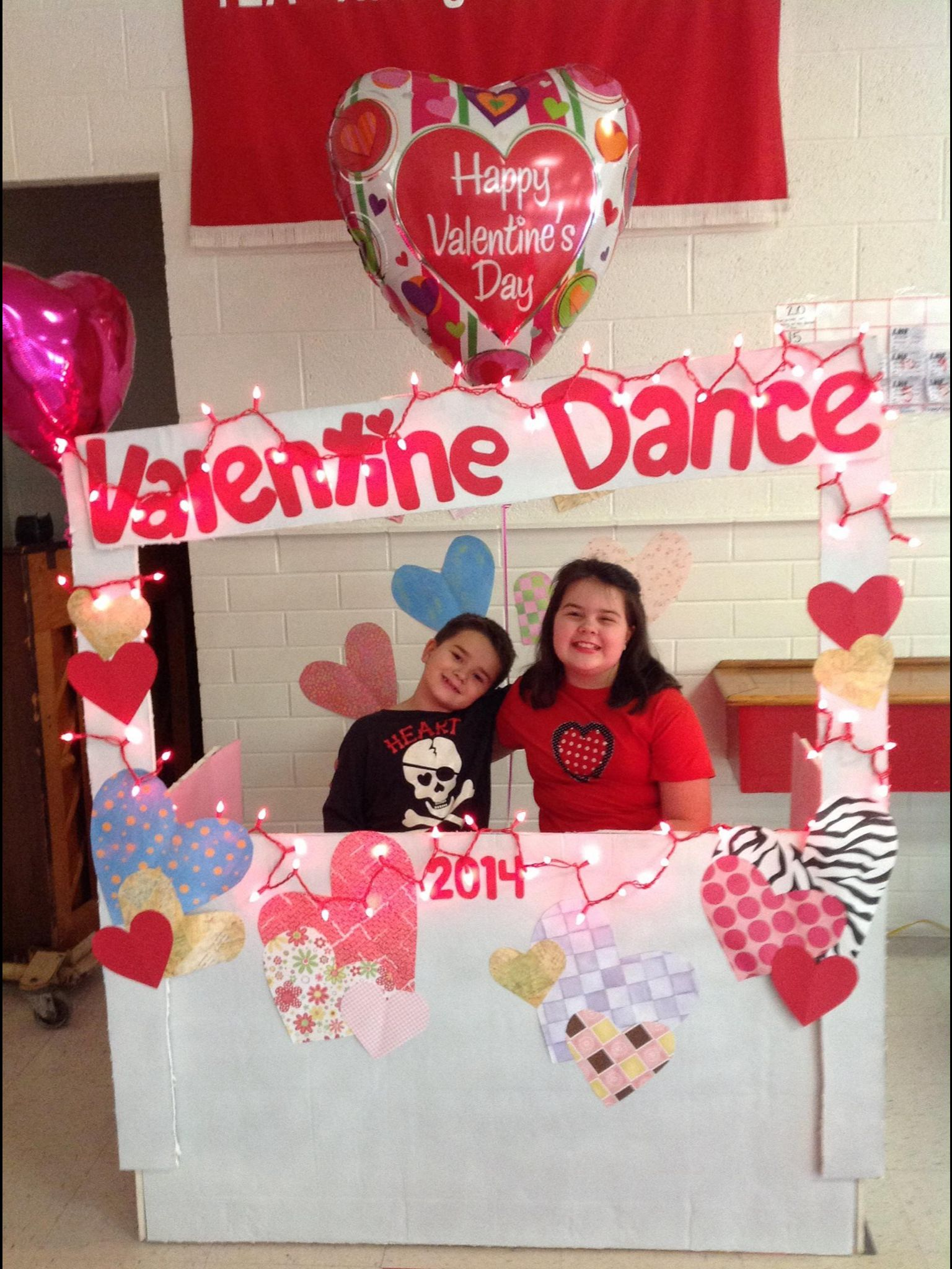 Dance Photo Booth For Elementary School