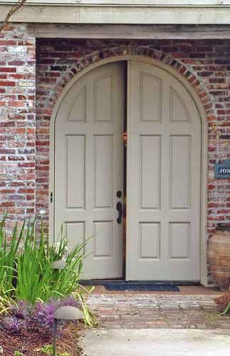 Solid Wood Doors Doors By Design Daphne Alabama Doors Arched Front Door Wood Doors