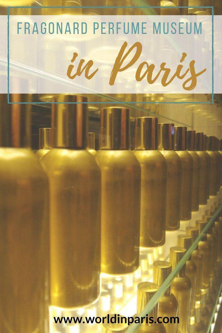 Perfume Museum Paris Free Museum In Paris Maison Fragonard