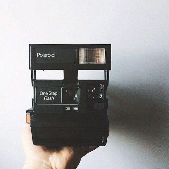 Wild hardcore retro polaroid