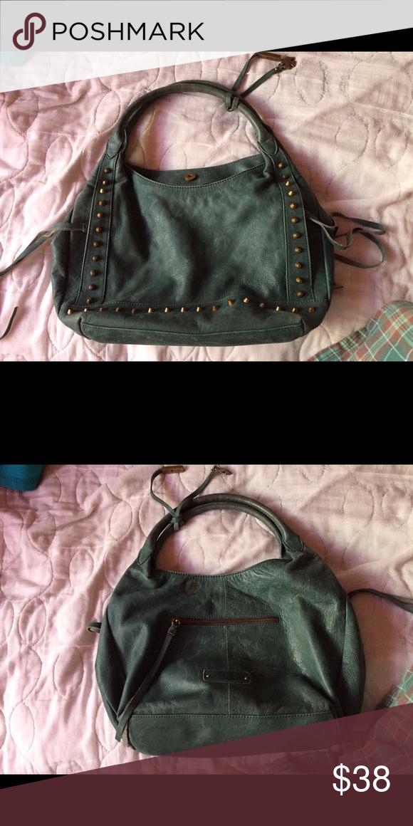 Lucky purse Teal lucky purse! Lucky Brand Accessories