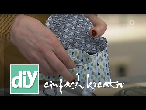 handyh lle mit aufbewahrungstasche diy einfach kreativ youtube taschen brieftasche n hen. Black Bedroom Furniture Sets. Home Design Ideas