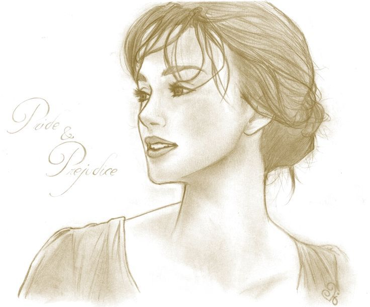 I love Pride and Prejudice by As-If-I-Draw on DeviantArt