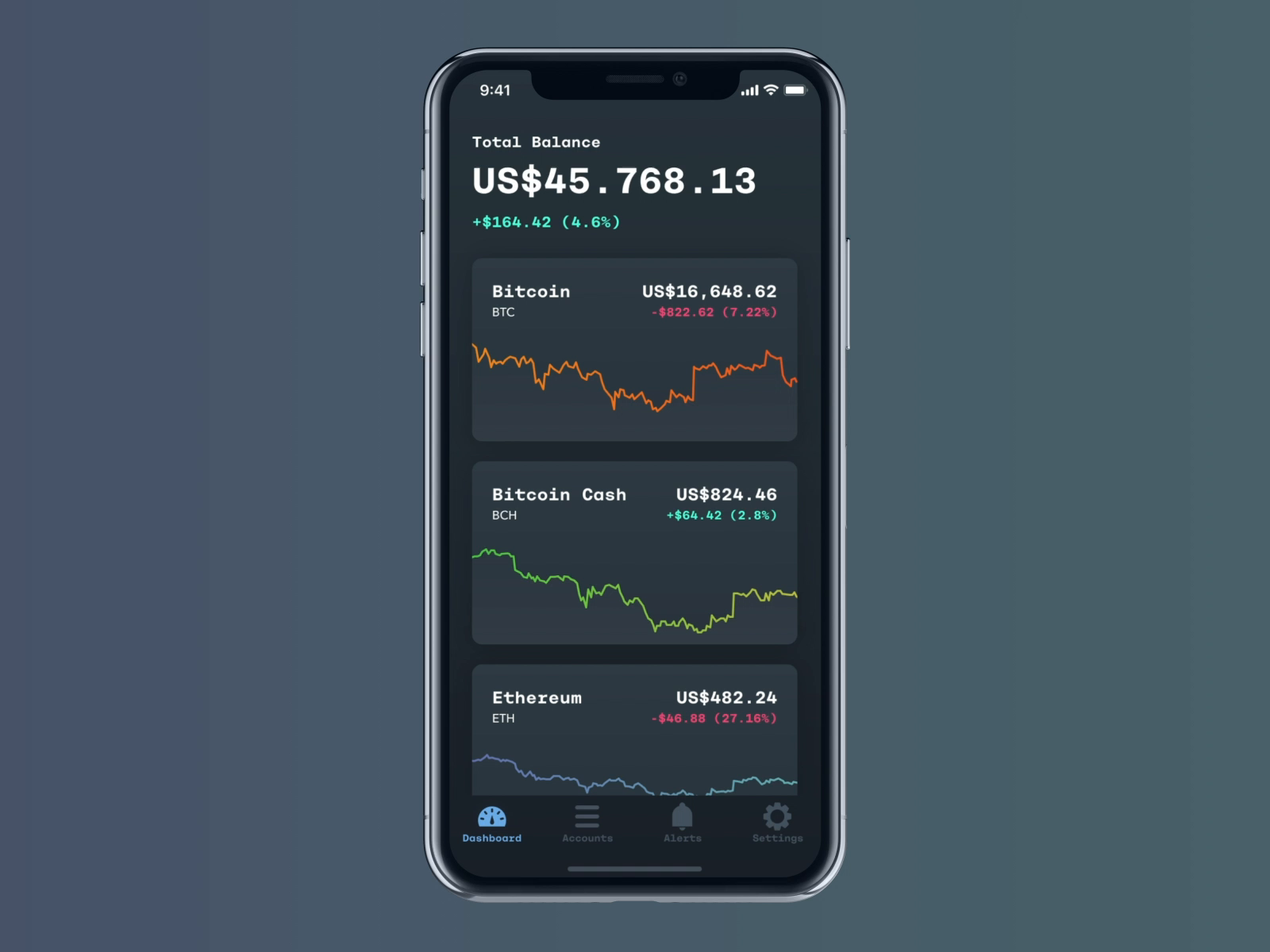 cryptocurrency trading app windows