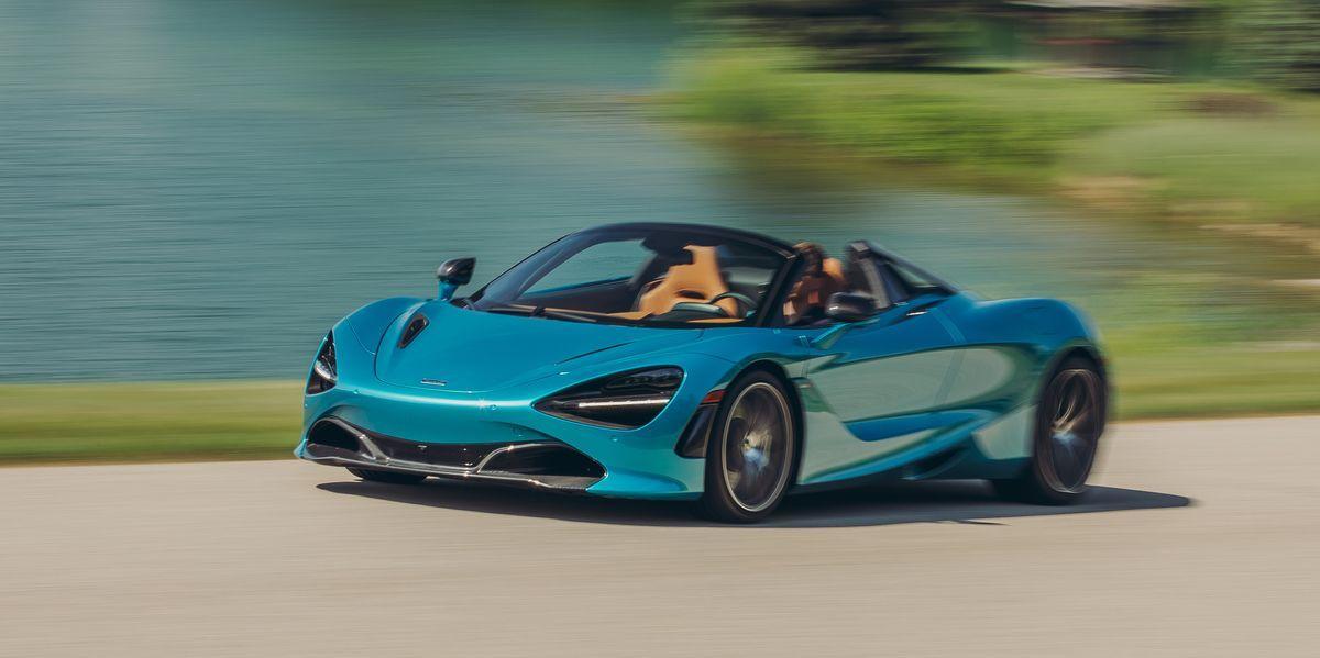The 2019 Mclaren 720s Spider Is A Zero Compromise Car Mclaren Car Mclaren Cars