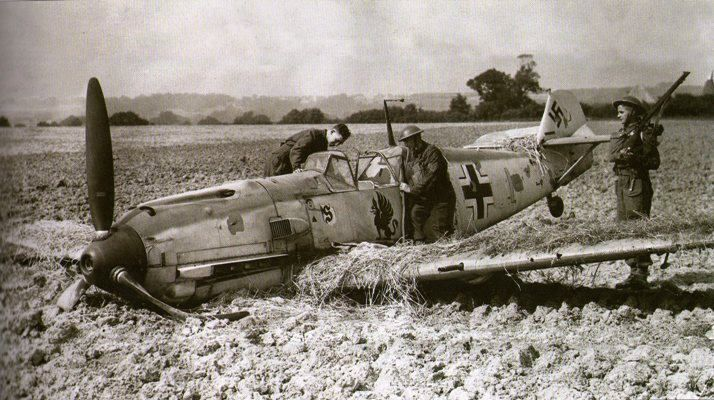 Image result for WWII photos of Bf 109 E3