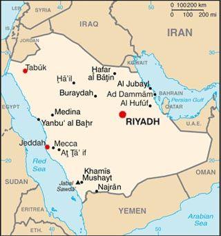 Saudi Arabia latitude and longitude map Saudi Arabia Pinterest