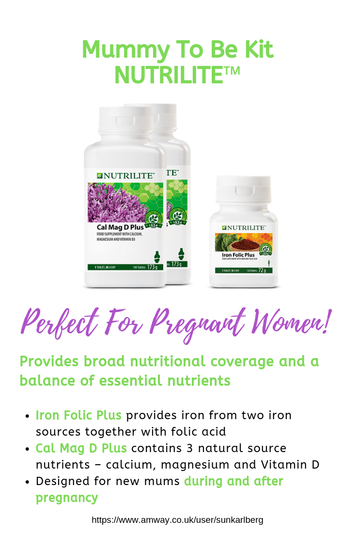 Supplements For Energy During Pregnancy