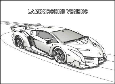 3 veneno a SM Sports Cars Lambhini by Alexander