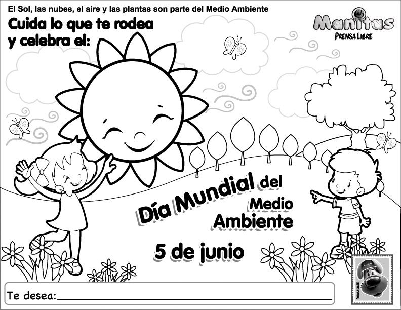 Dia Medio Ambiente Jpg 792 612 New Classroom Kindergarten Math Teacher Education