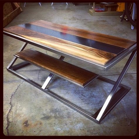 Better #Pictures Tomorrow On The #seamless U2026 #Finished #Prototype  #CoffeeTable I