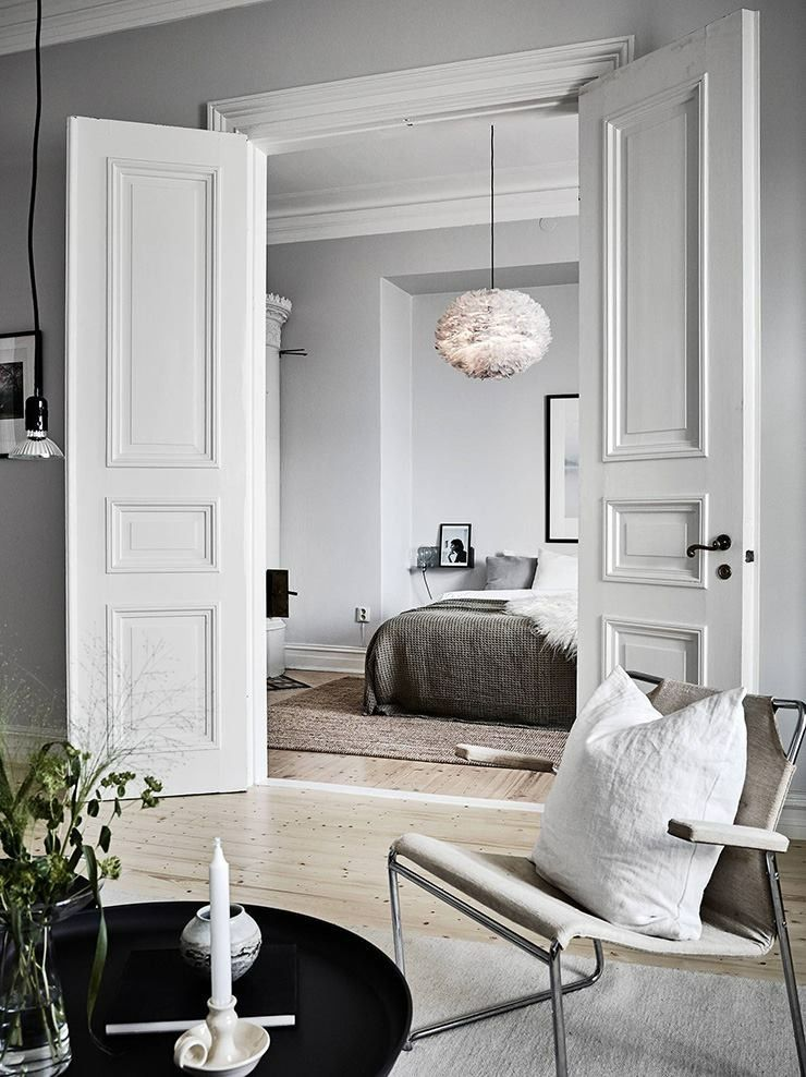 GREY // MONOCHROME // INTERIOR